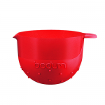 Bodum Bistro Beslagkom Rood - 1,4 liter