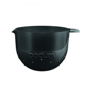 Bodum Bistro Beslagkom Zwart - 1,4 liter