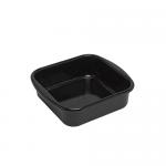 Riess Braadslede Mini Vierkant Zwart - 22 x 22 cm