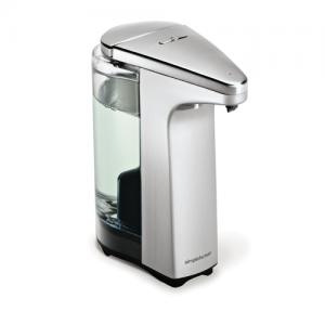 Simplehuman Sensorzeeppomp Compact RVS - 237 ml