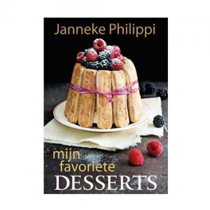 Janneke Philippi - Mijn Favoriete Desserts