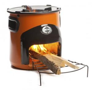 COOX cookstove oranje
